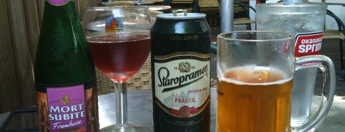 Ciro's is one of Toronto's Best Specialty Beer Bars.