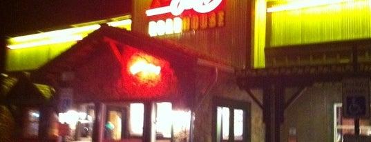 Logan's Roadhouse is one of My Fav Memphis Eats.