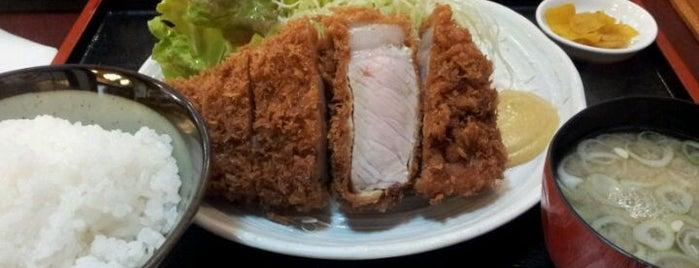 とんかつ萬清 is one of テラめし倶楽部 その1.