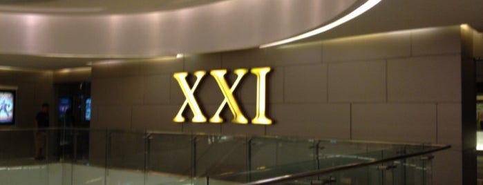 Pluit Village XXI is one of Zoetrope Badge.