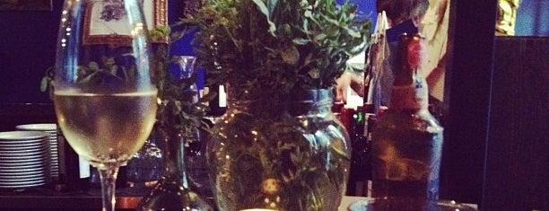 Mignon Wine & Cheese Bar is one of Go Vino in LA!.
