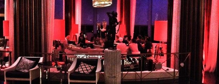 Eden Roc Resort Miami Beach is one of Swanky Digz.