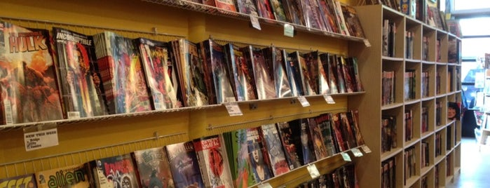 Bridge City Comics is one of PDX To-Do.