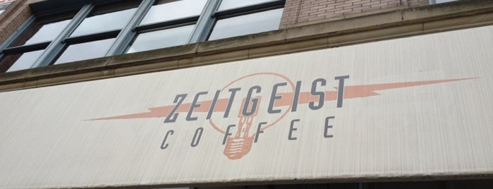 Zeitgeist Kunst & Kaffee is one of Coffee & Tea.