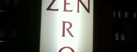 Zenzero Ristorante is one of Vegan Eats in Rome.