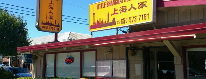 Little Shanghai Restaurant is one of Dining in the Peninsula (SF bay area).