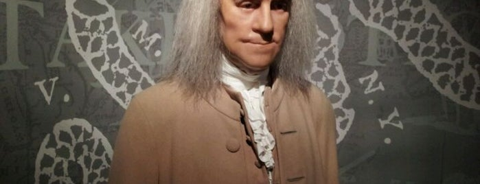Madame Tussauds is one of Must see in Washington DC.