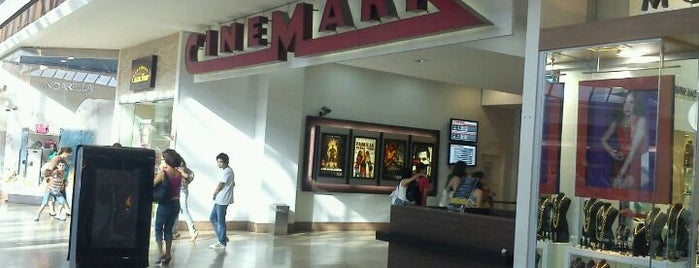 Cinemark is one of A 7ª Arte....