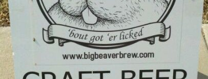 Big Beaver Brewing Co is one of Colorado Microbreweries.