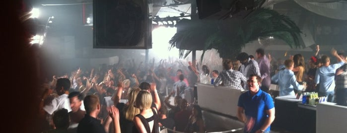 Pacha is one of Top Clubs.