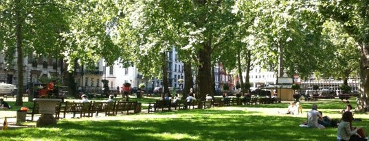 Berkeley Square is one of Must-visit Great Outdoors in London.