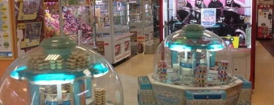 ゲームパニック京都 is one of 関西のゲームセンター.