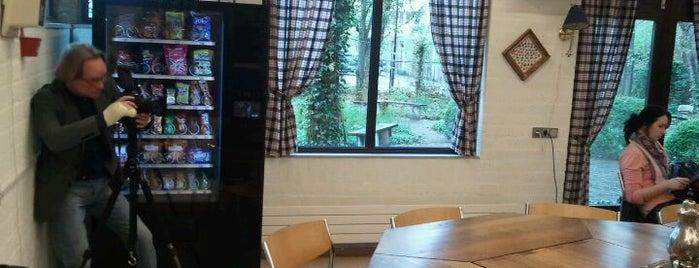 Café Noord is one of Geesteswetenschappen / Humanities.