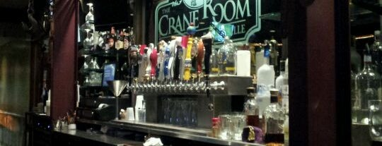 Crane Room Grille is one of New Castle's Best.