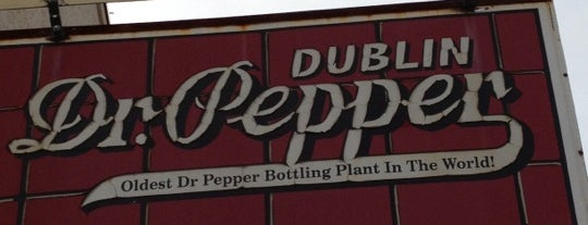 Dublin Bottling Works is one of Best Places to Check out in United States Pt 4.