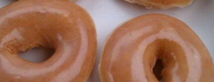 Krispy Kreme Doughnuts is one of ELS/Johnson City.