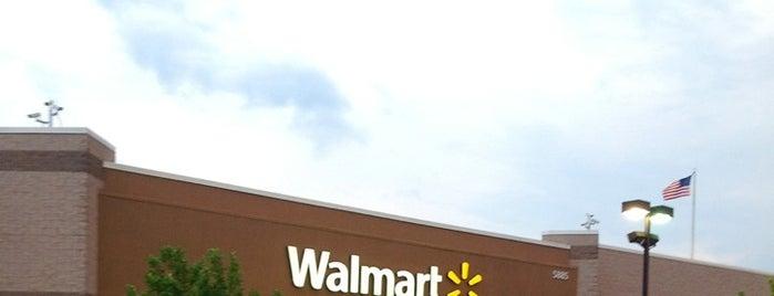 Walmart is one of Mine.