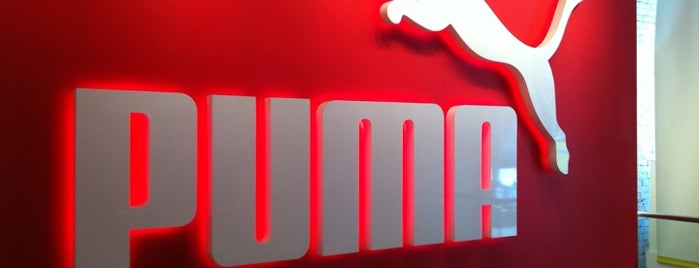 The PUMA Store is one of SxSWi Kickshopping.