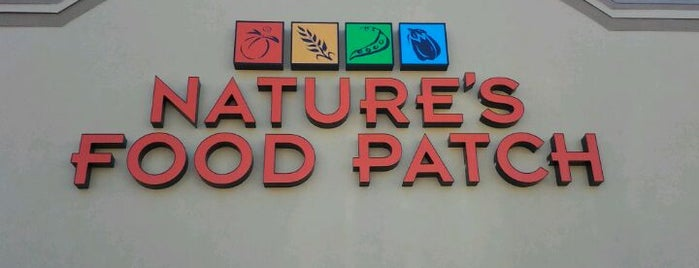 Nature's Food Patch Market & Cafè is one of St Pete / Tampa area vegan options.
