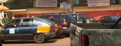 Ghana Post Kumasi is one of Kumasi City #4sqCities.