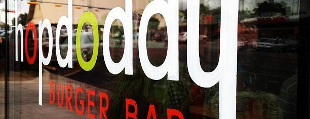 Hopdoddy Burger Bar is one of Austin's Best Burgers - 2012.