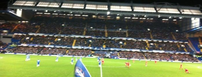 Stamford Bridge is one of My United Kingdom Trip'09.