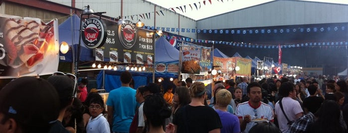 Summer Night Market is one of The best spots in Vancouver, BC! #4sqCities.