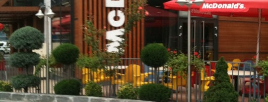 McDonald's is one of Best places in Constanta, Romania.