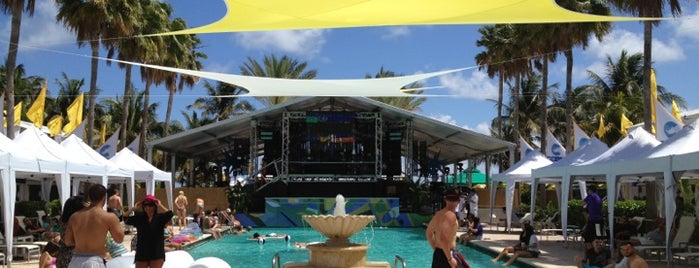 The Pool Parties at The Surfcomber is one of P.A.T.T. (Party All The Time) !!.