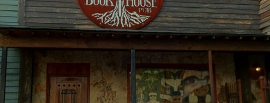 The BookHouse Pub is one of Top 10 dinner spots in Atlanta, GA.
