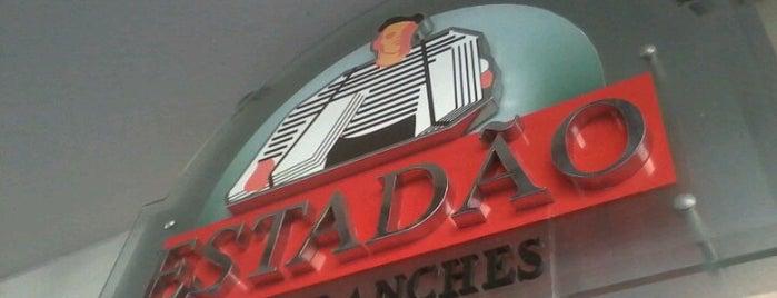 Estadão Bar & Lanches is one of Comidinhas.