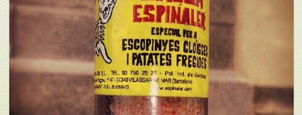 Espinaler is one of BCN.