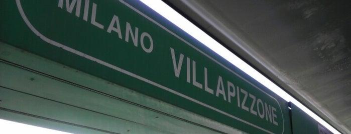 Stazione Milano Villapizzone is one of Linee S e Passante Ferroviario di Milano.