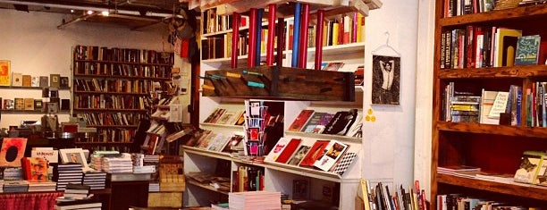 Spoonbill & Sugartown Books is one of GEMS.