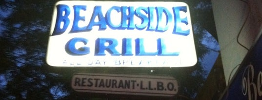 Beachside Grill is one of All-time favorites in Canada.