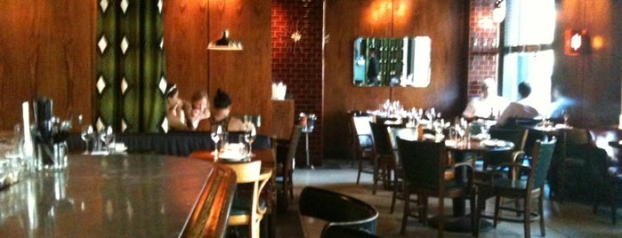 B & B Winepub (Burger & Barrel) is one of My Own Private New York.
