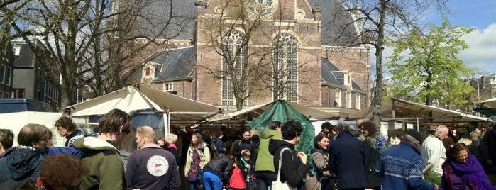 Noordermarkt is one of Guide to Amsterdam's best spots.
