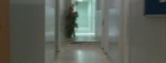 Centre de Maternité et de Néonatalogie - CEMAN is one of Hôpitaux de Tunis (CHU).