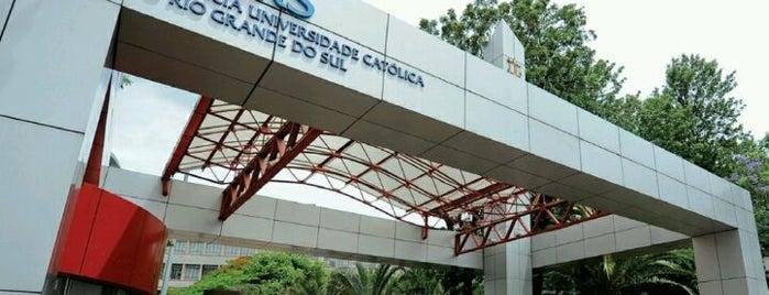 Pontifícia Universidade Católica do Rio Grande do Sul (PUCRS) is one of Favorites.