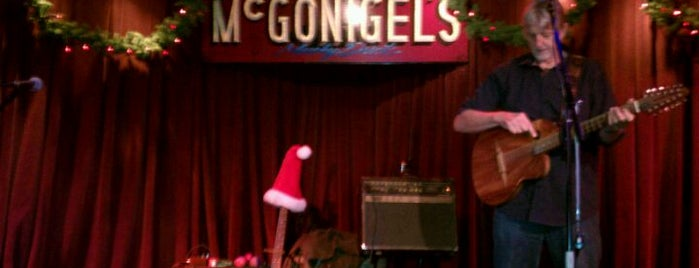 McGonigel's Mucky Duck is one of Houston's Best Pubs - 2012.