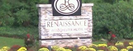 Renaissance Westchester Hotel is one of Ren.