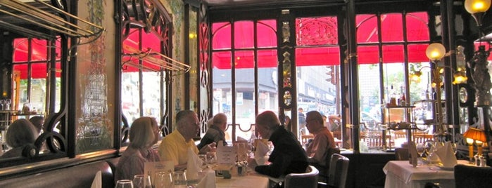 Restaurant Montparnasse 1900 is one of  Paris Eat .