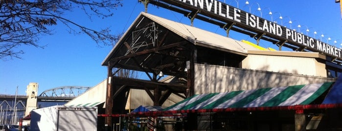 Granville Island Public Market is one of Places from the reporting trail.