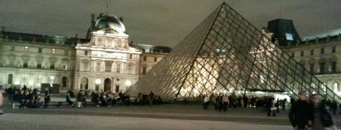 The Louvre is one of All-time faves with mii @AryatiNP.