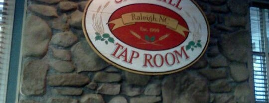 Sawmill Taproom is one of 20 favorite places to eat.