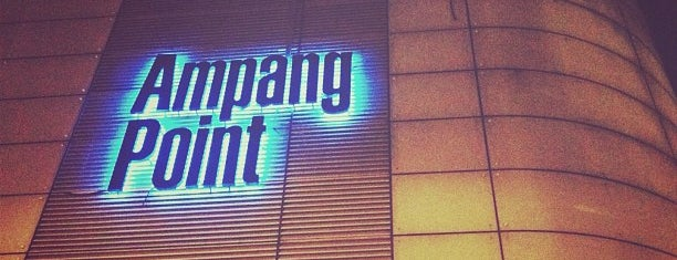 Ampang Point Shopping Centre is one of Shopping Mall..