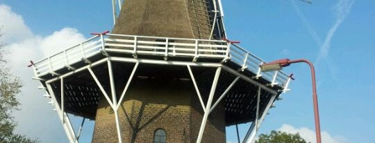 Molen Welgelegen is one of Dutch Mills - North 1/2.