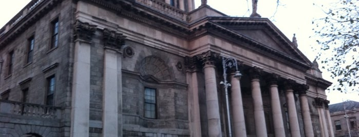 The Four Courts is one of Dublin Tourist Guide.
