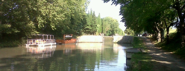 Écluse De La Douce is one of Canal du Midi.