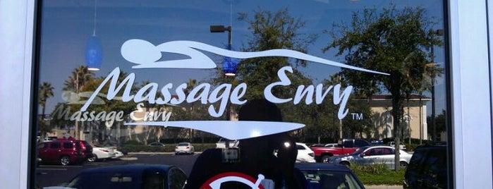 Massage Envy Spa - Citrus Park is one of Princess' Tampa Hot Spots!.